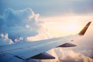 כנף של מטוס