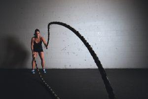 אימון עם חבלים
